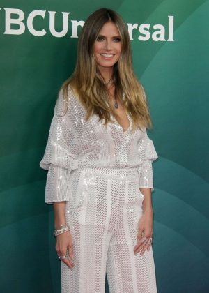 Heidi Klum - 2018 NBCUniversal Summer Press Day in Universal City
