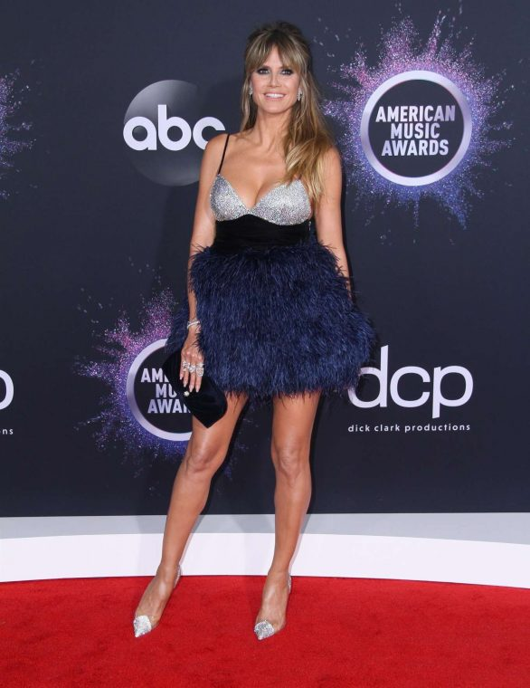 Heidi Klum - 2019 American Music Awards in Los Angeles