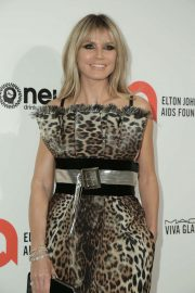 Heidi Klum - 2020 Elton John AIDS Foundation Oscar Viewing Party in LA