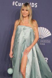 Heidi Klum - 22nd annual amfAR Gala Benefit for AIDS Research in NYC