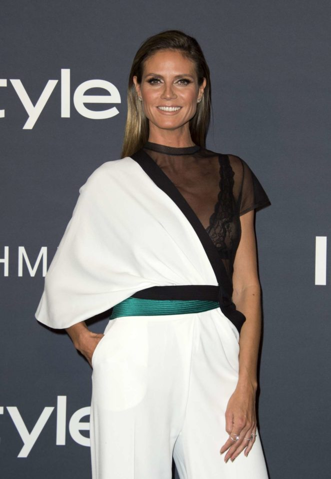 Heidi Klum - 3rd Annual InStyle Awards in Los Angeles