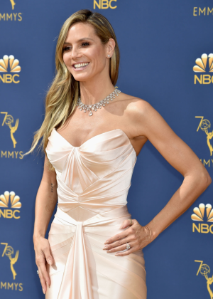 Heidi Klum - 2018 Emmy Awards in LA