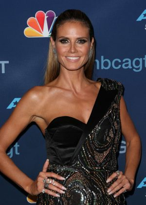 Heidi Klum - America's Got Talent Season 11 at Dolby Theater in Hollywood