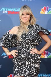 Heidi Klum - 'America's Got Talent' Season 15 Kickoff in Pasadena