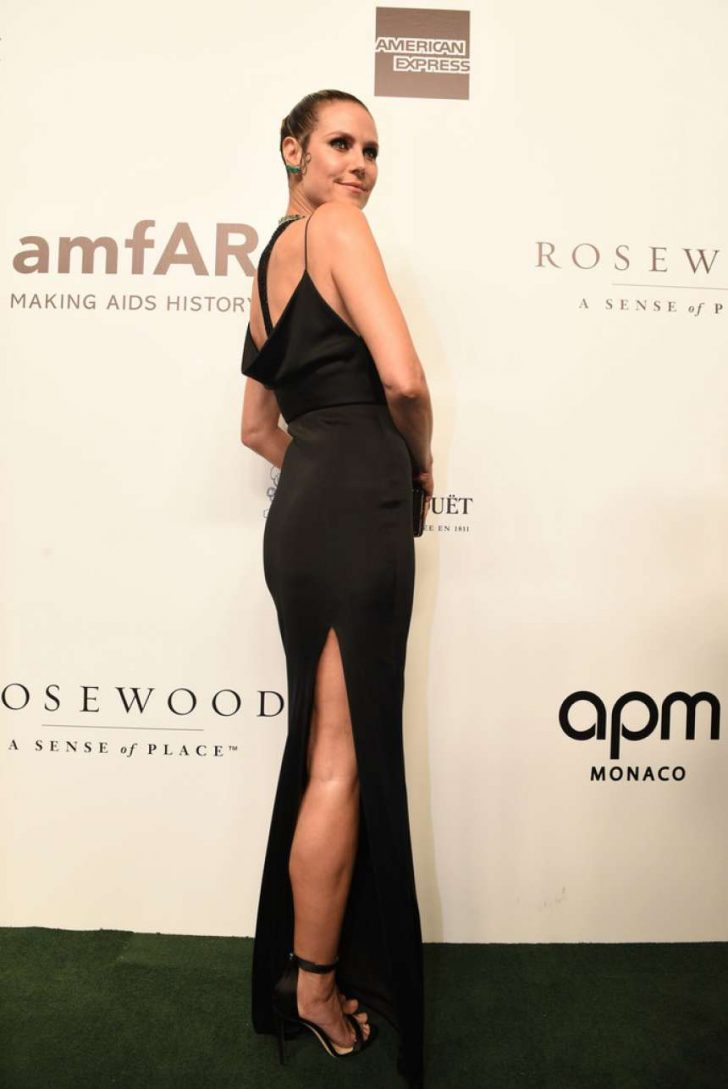 Heidi Klum: amfAR Gala Hong Kong 2019 -04