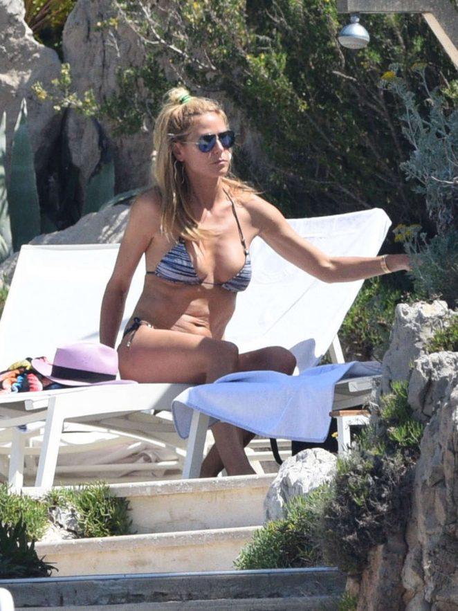 Heidi Klum 2016 : Heidi Klum in Bikini 2016 -04