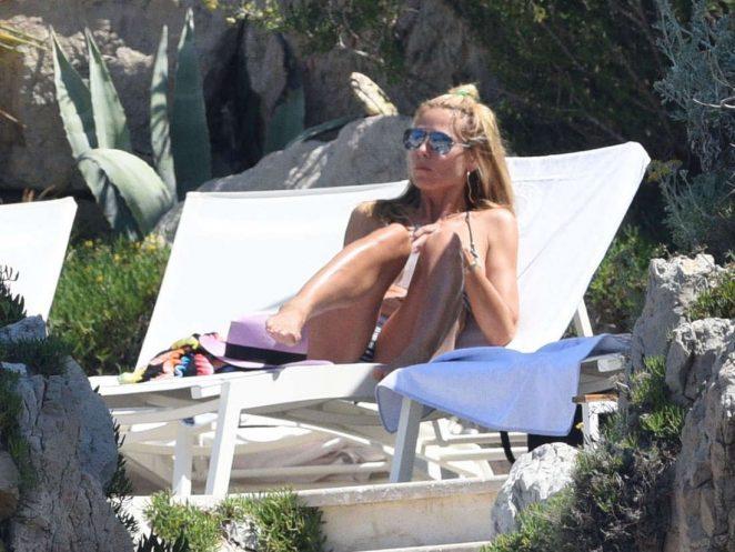 Heidi Klum 2016 : Heidi Klum in Bikini 2016 -08