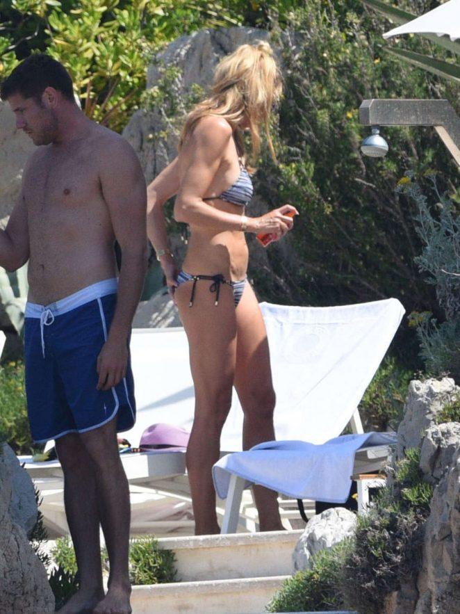 Heidi Klum in Bikini 2016 -16