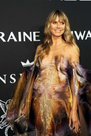 Heidi Klum - Gabrielle's Angel Foundation Hosts Angel Ball 2019 in NYC