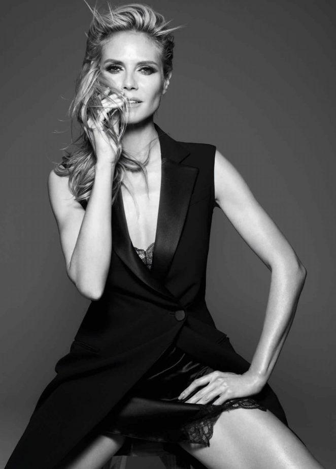 Heidi Klum - Harper's Bazaar Australia Magazine (June/July 2016)