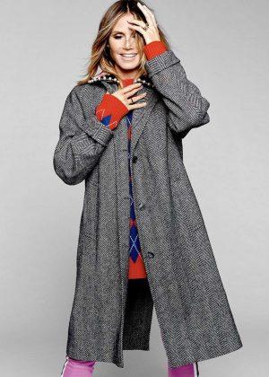 Heidi Klum - Harper's Bazaar Singapore (July 2017)