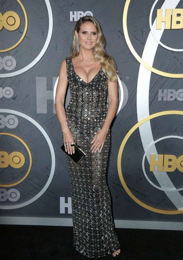 Heidi Klum - HBO Primetime Emmy Awards Afterparty in Los Angeles