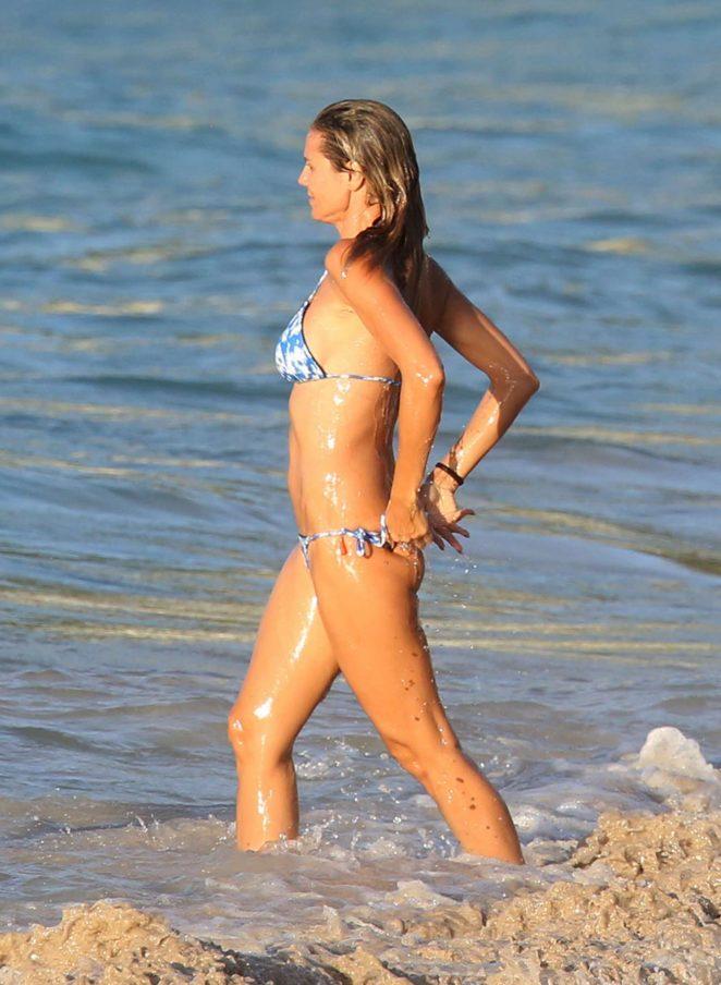 Heidi Klum in Bikini 2016 -09