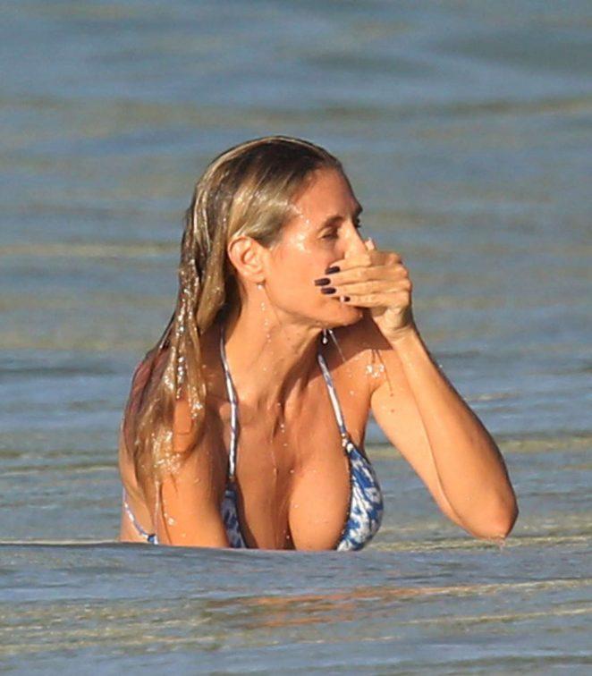 Heidi Klum in Bikini 2016 -24
