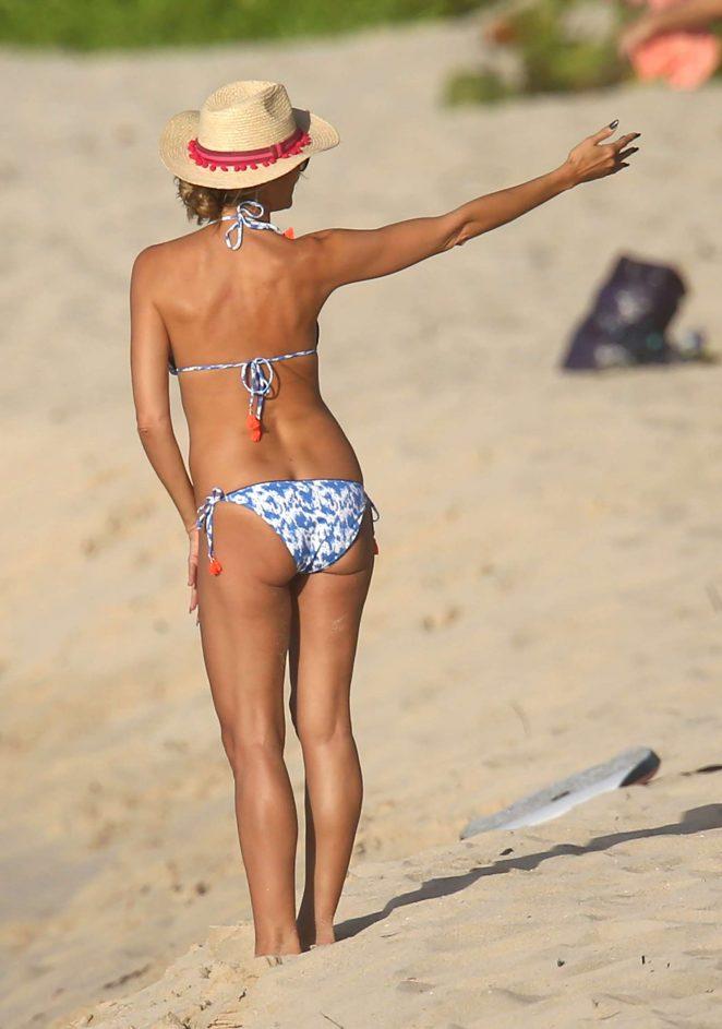 Heidi Klum in Bikini 2016 -26