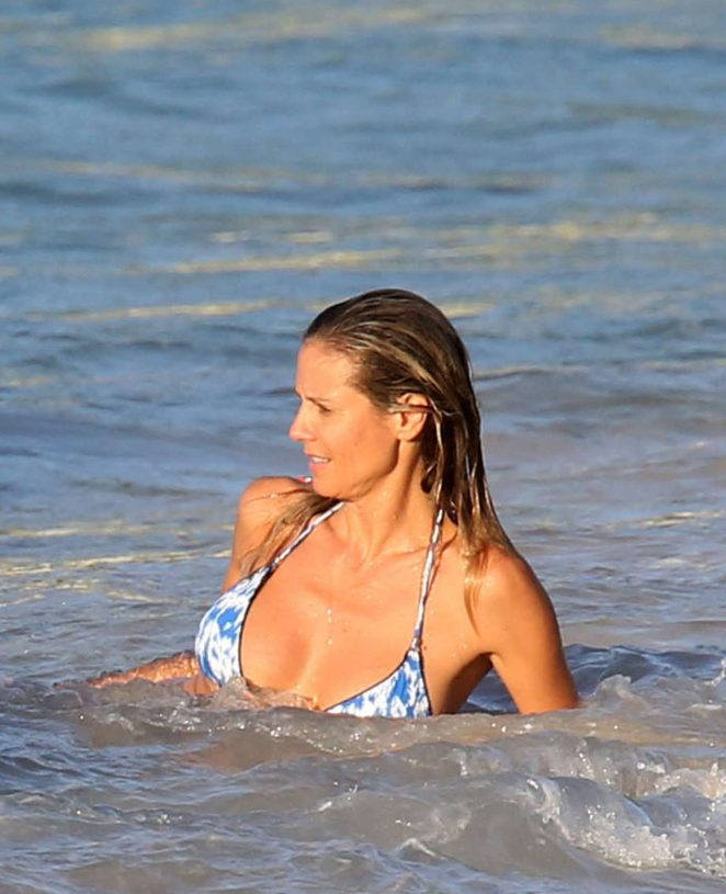 Heidi Klum in Bikini 2016 -27
