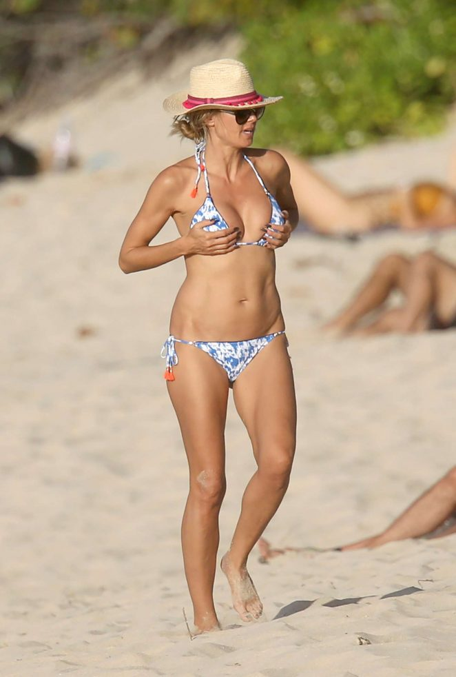 Heidi Klum in Bikini 2016 -32