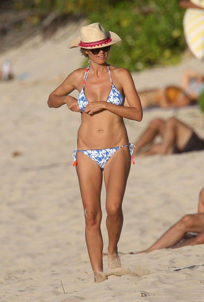 Heidi Klum in Bikini 2016 -38
