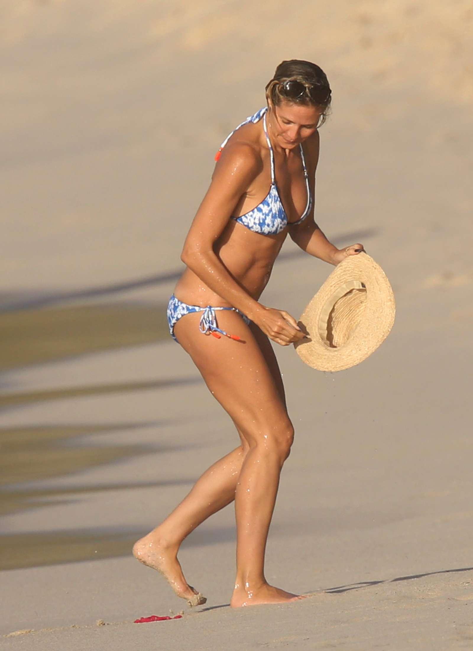 Heidi Klum In A Bikini 57