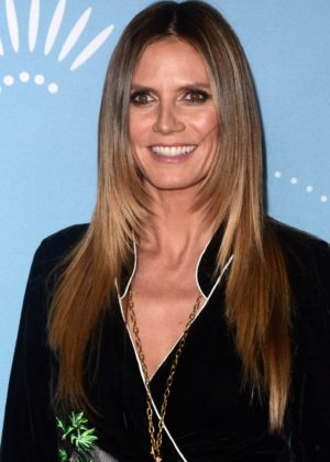 Heidi Klum - 'Luzia' Premiere in Los Angeles