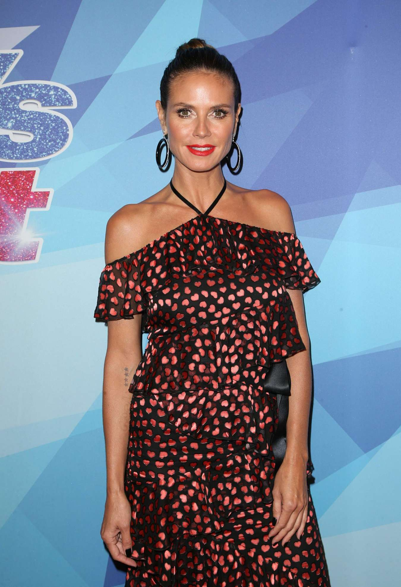 Heidi Klum - NBCs Americas Got Talent Season 12 Live Show