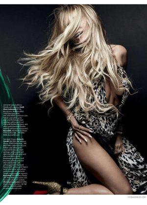 Heidi Klum - Ocean Drive Magazine (December 2016)