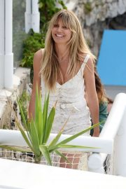 Heidi Klum on her wedding in Capri