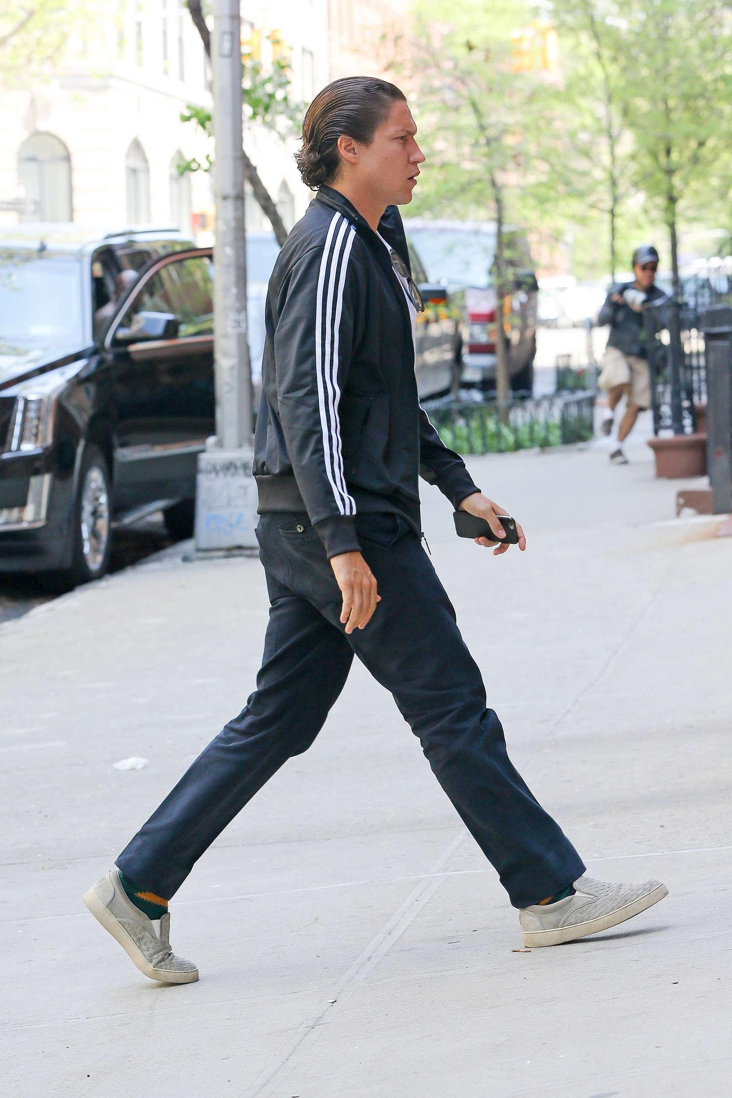 Heidi Klum 2015 : Heidi Klum in jeans -17