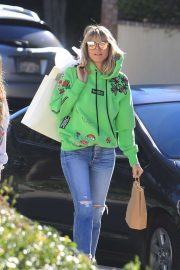 Heidi Klum - Out for shopping in Los Angeles