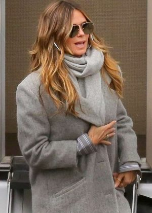 Heidi Klum out in Los Angeles