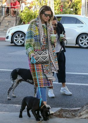 Heidi Klum - Out in Los Angeles