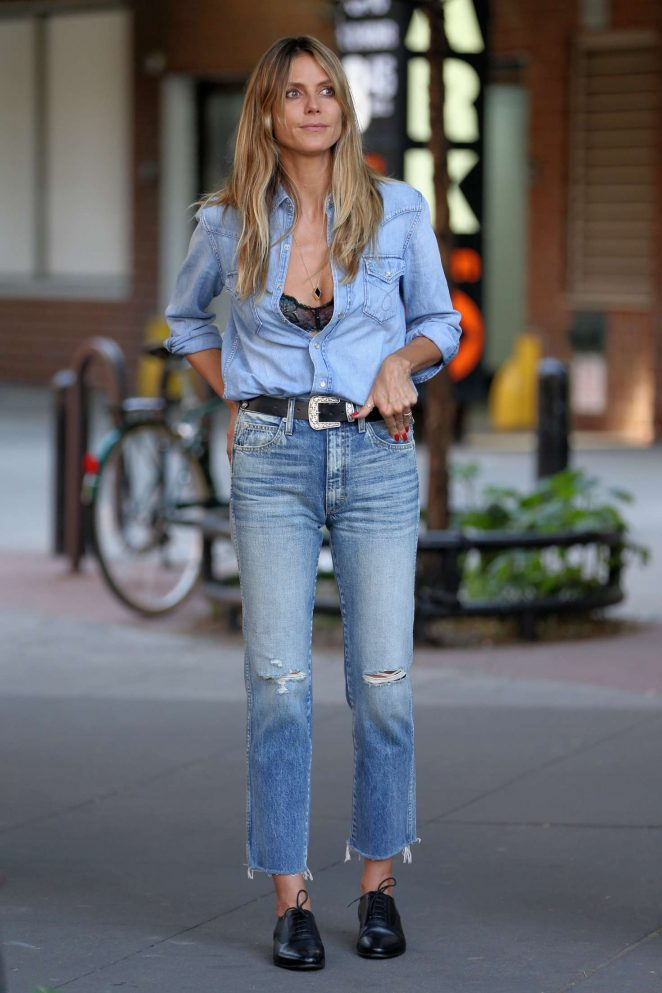 Heidi Klum - Out in New York City