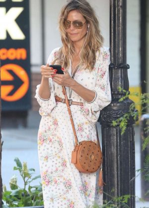 Heidi Klum - Out in NYC