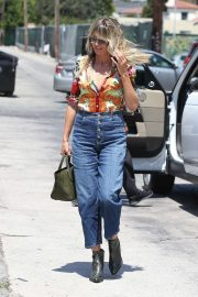 Heidi Klum - Seen out in Los Angeles
