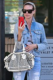 Heidi Klum - Shopping at Barneys New York in Beverly Hills