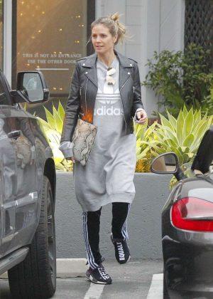Heidi Klum - Shopping in Beverly Hills