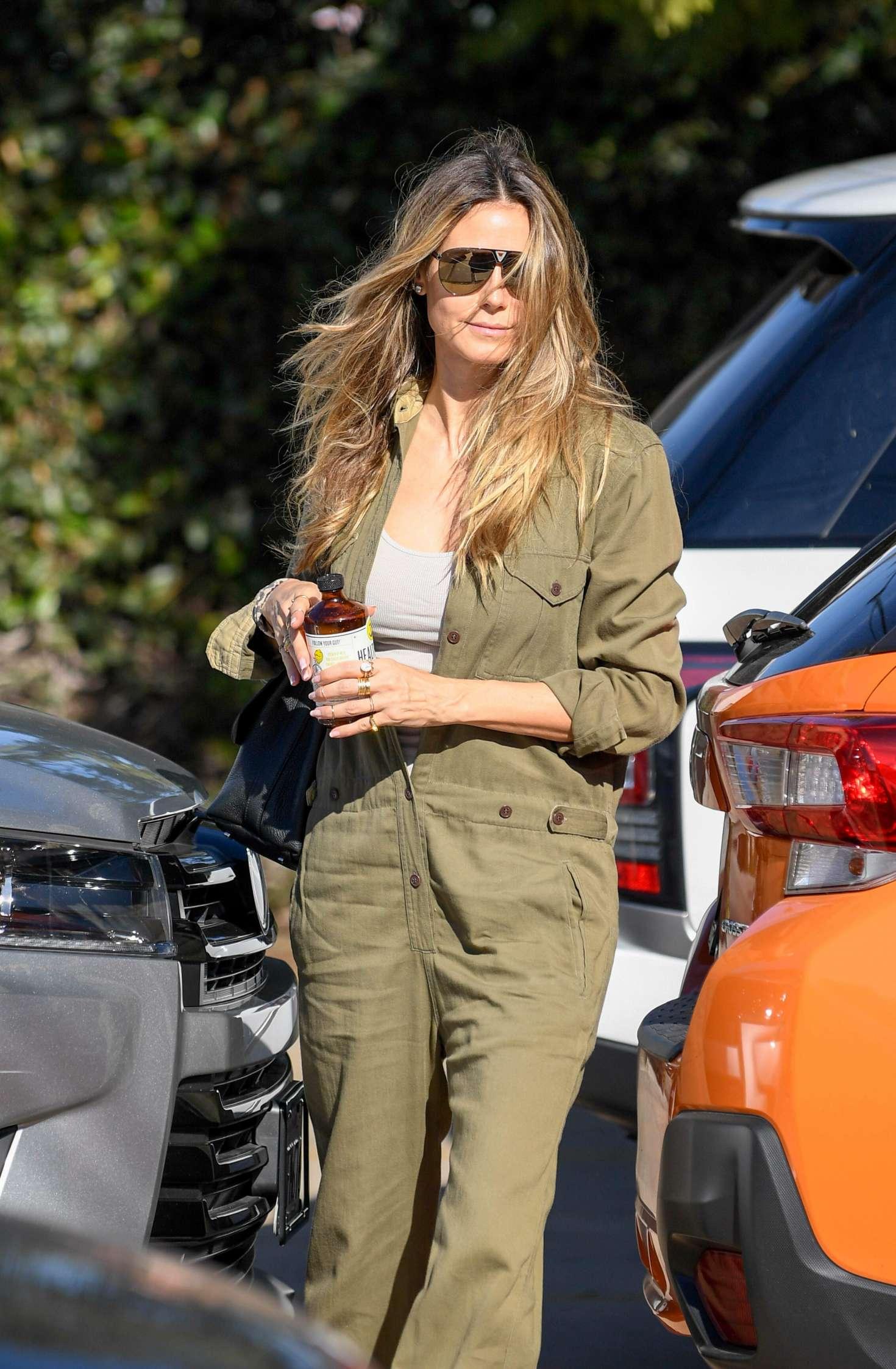Heidi Klum - Shopping in Los Angeles