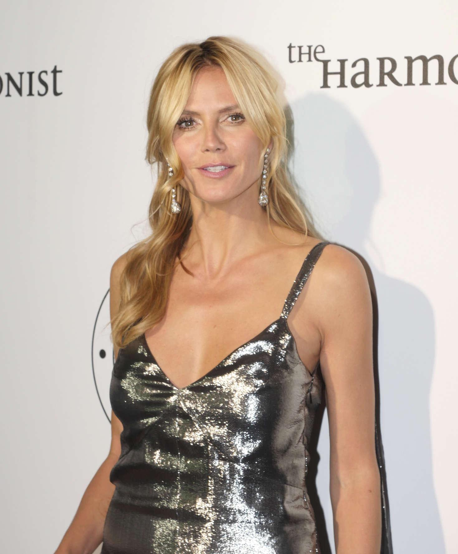 Heidi Klum - The Harmonist Cocktail Party at 2016 Cannes