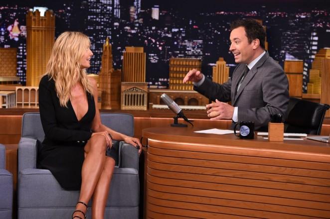 Heidi Klum: The Tonight Show Starring Jimmy Fallon -05