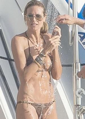 Heidi Klum in Bikini -05