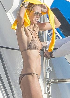 Heidi Klum in Bikini -07