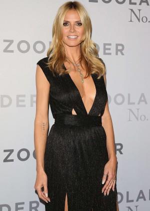 Heidi Klum - 'Zoolander No. 2' Fan Screening Event in Sydney