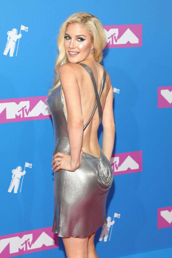 Heidi Montag – 2018 MTV Video Music Awards in New York City