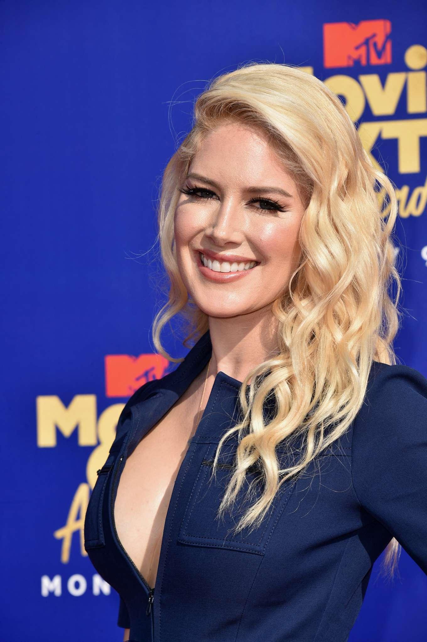 Heidi Montag 2019 : Heidi Montag: 2019 MTV Movie and TV Awards Red Carpet-01