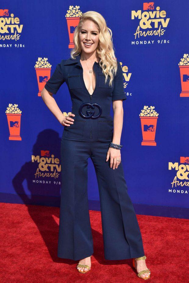 Heidi Montag - 2019 MTV Movie and TV Awards Red Carpet in Santa Monica