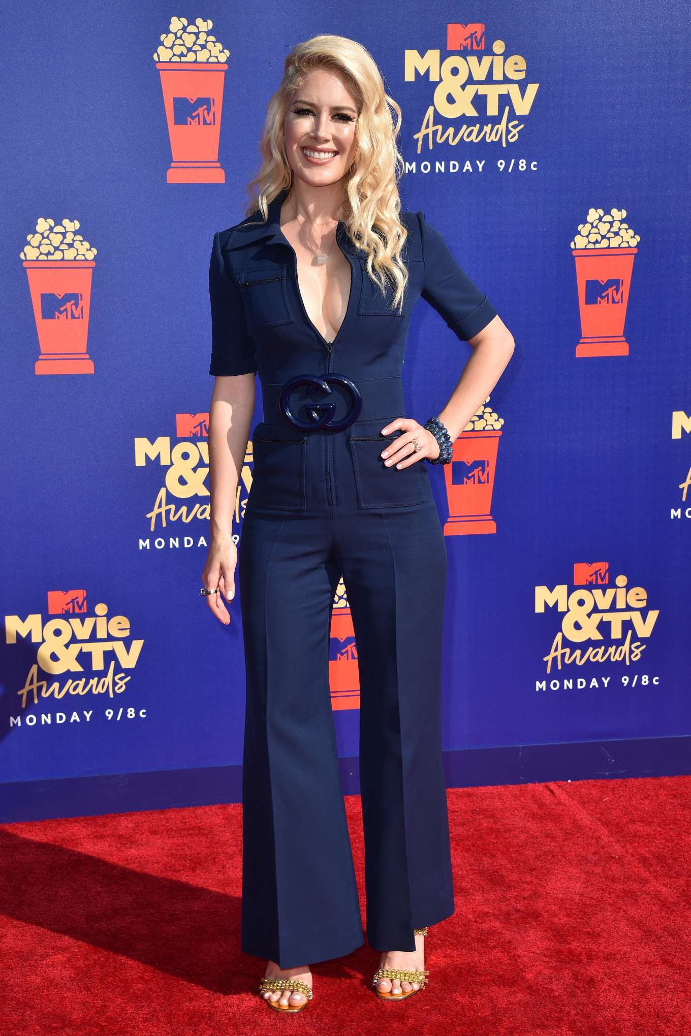 Heidi Montag 2019 : Heidi Montag: 2019 MTV Movie and TV Awards Red Carpet-03