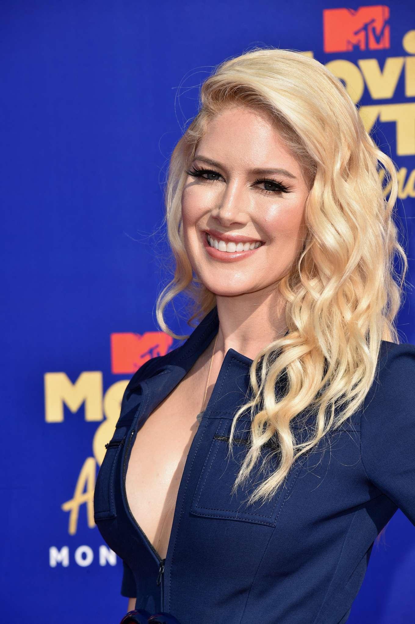 Heidi Montag 2019 : Heidi Montag: 2019 MTV Movie and TV Awards Red Carpet-07