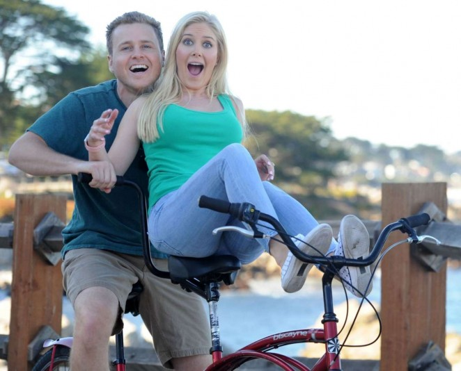 Heidi Montag and Spencer Pratt Celebrate Their 7 Year Anniversary in California