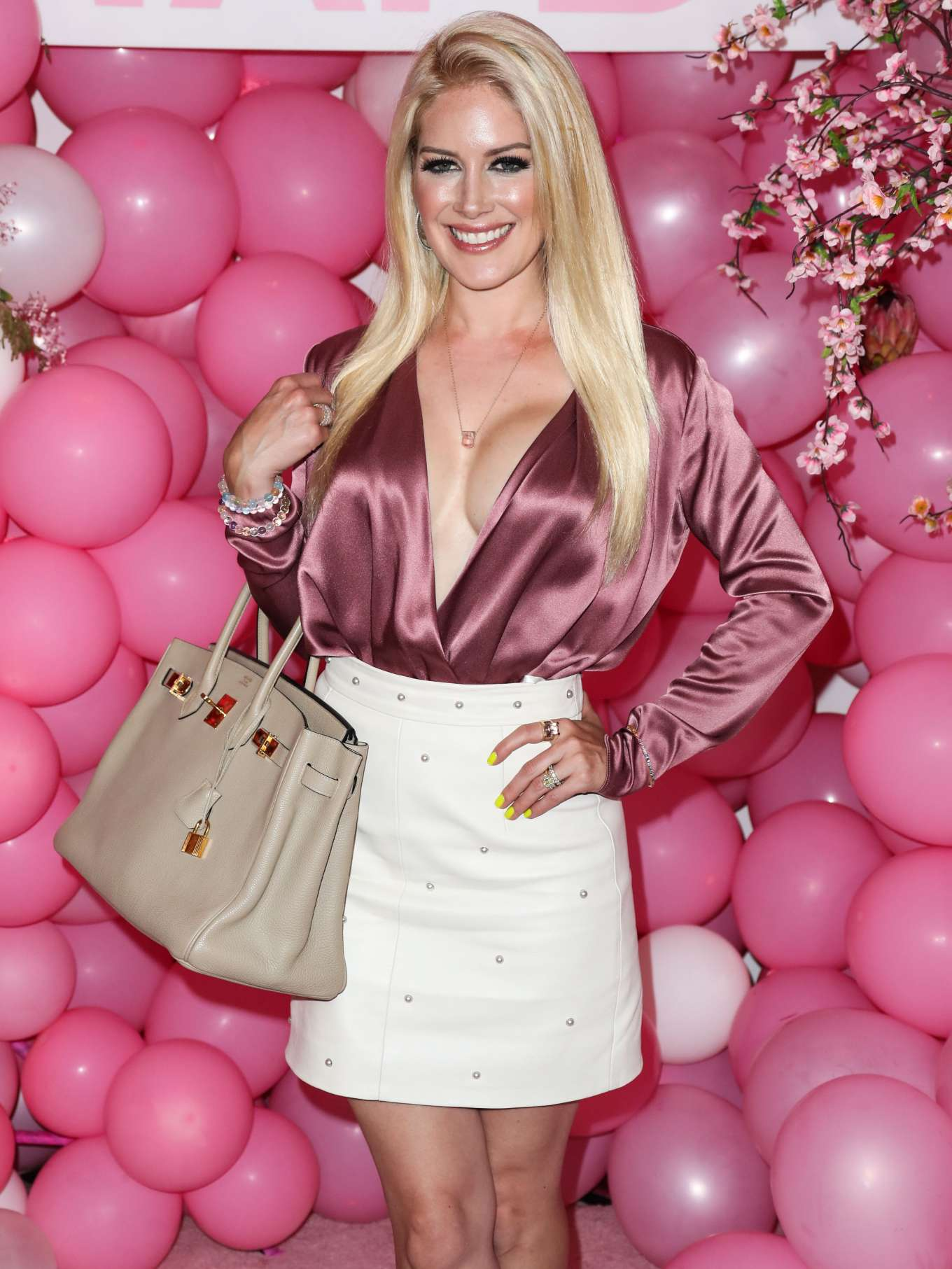 Heidi Montag - Booby Tape USA Launch Party in Los Angeles