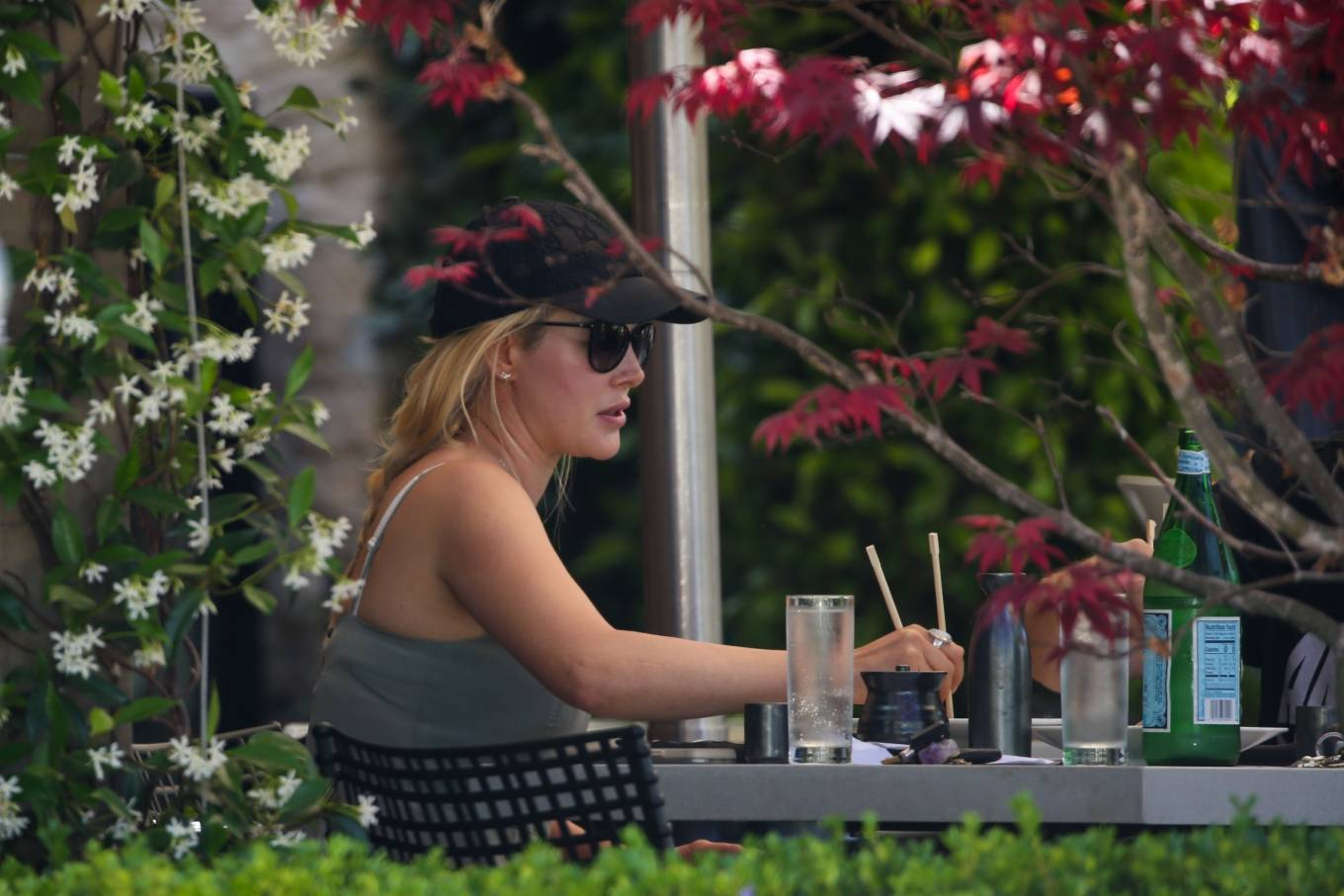 Heidi Montag 2021 : Heidi Montag – Have a romantic sushi lunch in Pacific Palisades-01